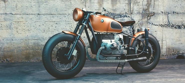 biv-motorfiets